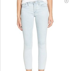 AG Adriano Goldschmied The Stilt Crop Jeans 29